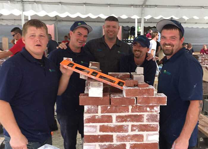 Chimney Masonry Repair School Successfully Completed